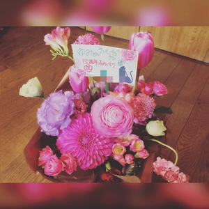 お祝い花.JPG